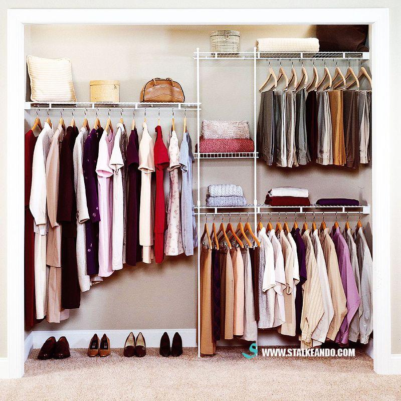 Stalkeando para la rec mara armario closet o vestidor for Cotizacion de closets