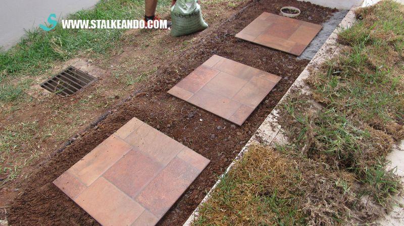Entradas de jardines good ideas de jardines para decorar - Entradas de jardines ...