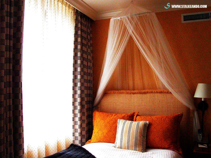 Logra una apropiada iluminación natural en el dormitorio