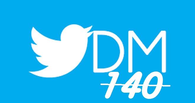 Twitter le dice adiós a los 140 caracteres