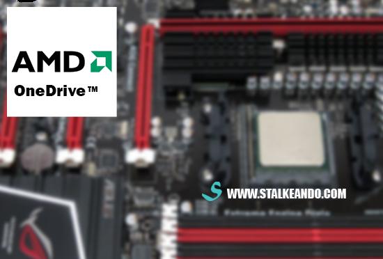 Tecnología AMD OverDrive