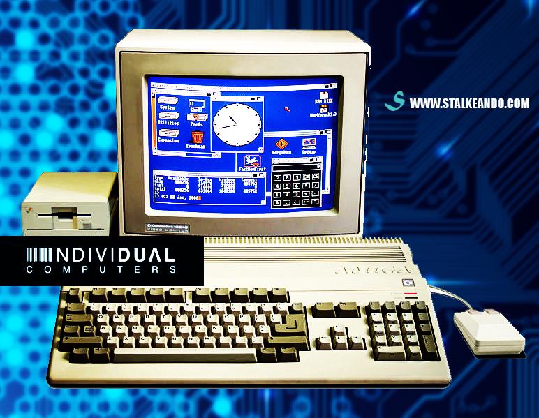 Individual computers