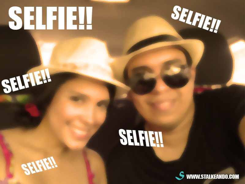 ¿Qué es selfie?