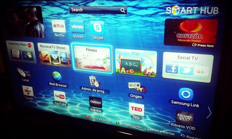 Solución al problema del WIFI y la red alámbrica en los Smart TV Samsung