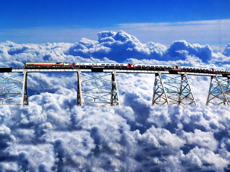 El Tren a las Nubes