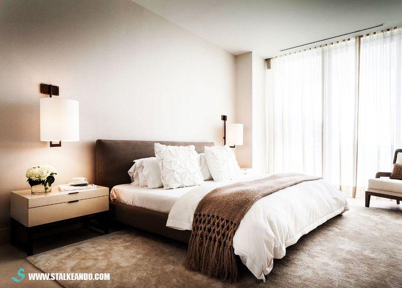 Revestimiento para el dormitorio