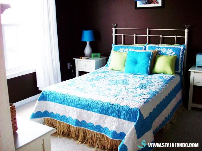 Selección de colores para el dormitorio