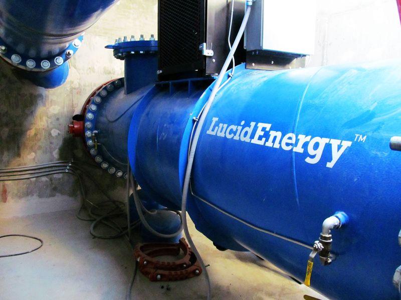 LucidPipe, Tuberías de agua que generan energía renovable.