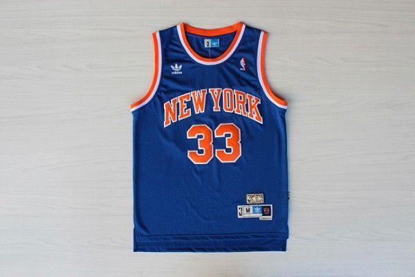 Curiosidades de los New York Knicks y sus camisetas.